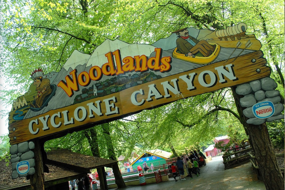 Cyclone Canyon at Woodlands Leisure Park