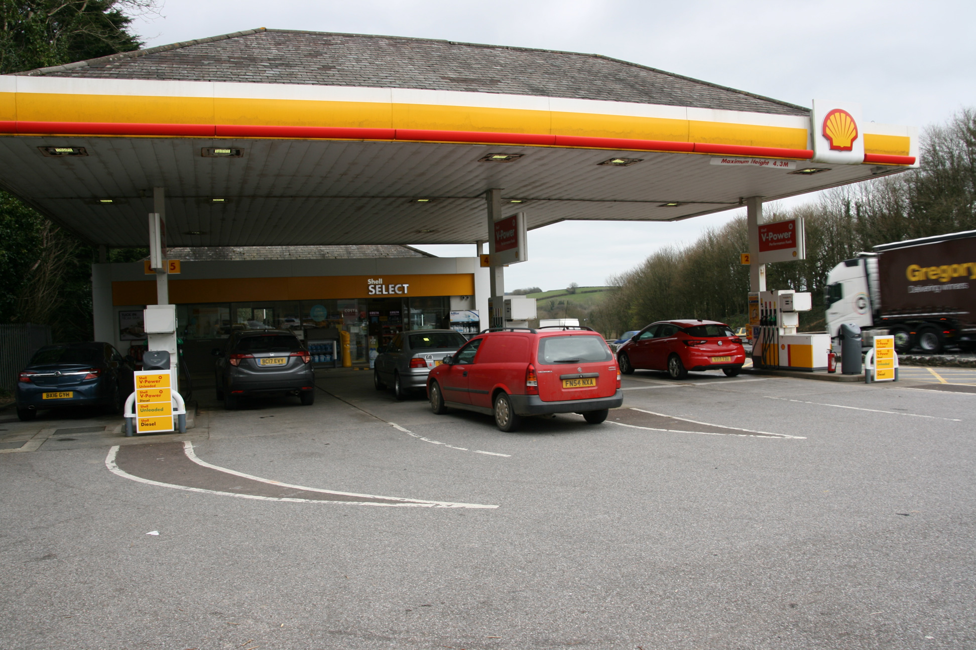 Shell Carew
