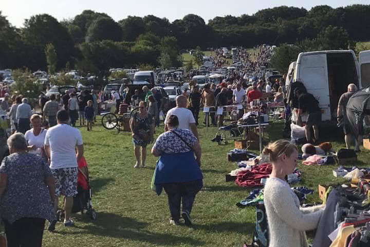 Torbay Car Boot Sale