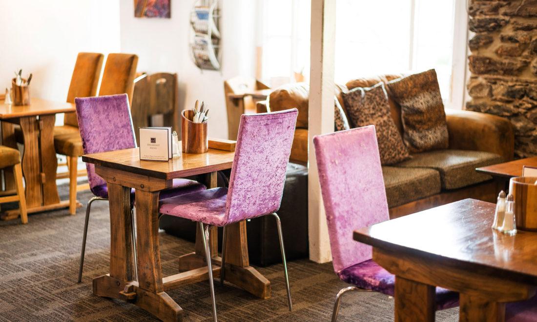 Bar 7 at the Royal Seven Stars, Totnes