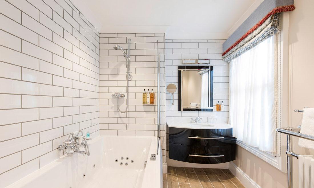 Bathroom at The Royal Seven Stars Hotel