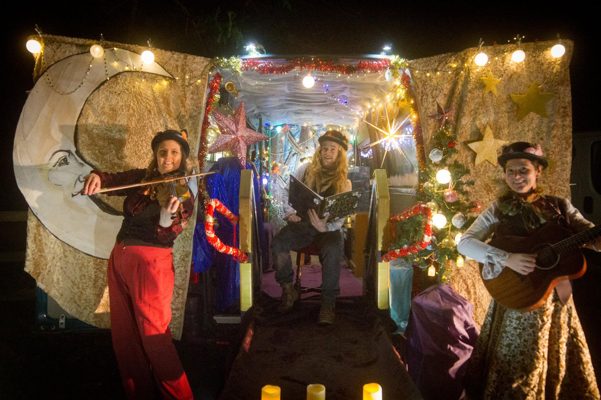 Festive Folk Tales by Fairylight
