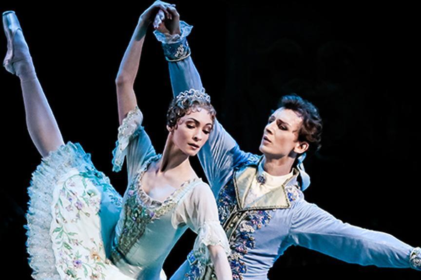 Bolshoi: Sleeping Beauty