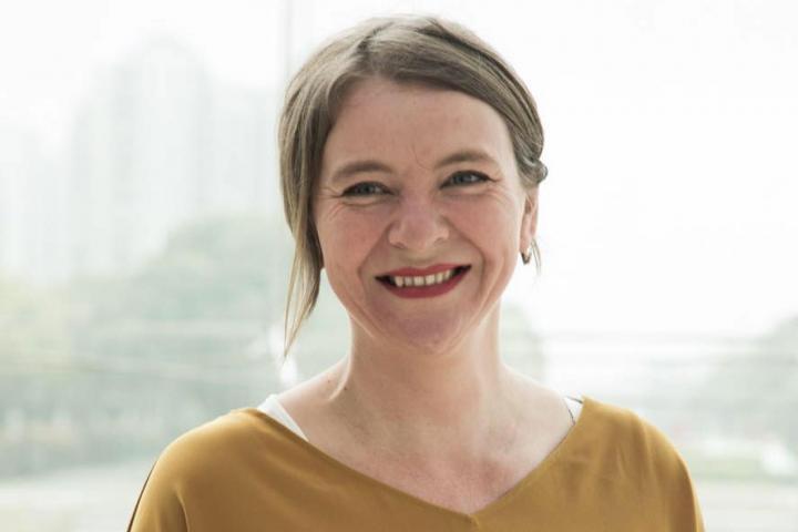 Dr Kate Strasdin