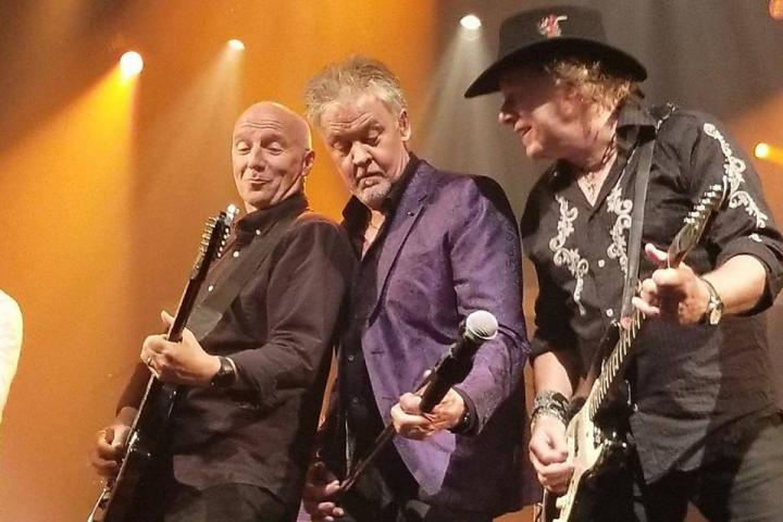 Paul Young and friends