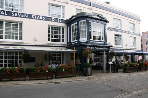 The Royal Seven Stars Hotel, Totnes
