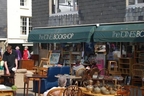 The Totnes Bookshop