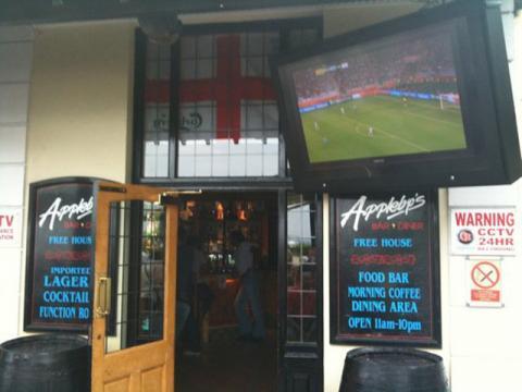 Appleby's, Torquay