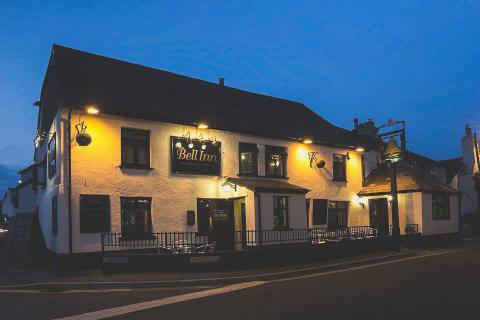 The Bell Inn, Kingsteignton