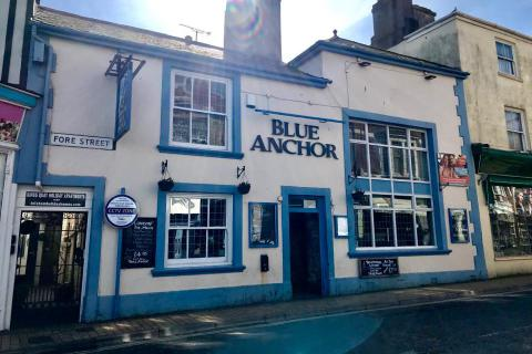 The Blue Anchor, Brixham