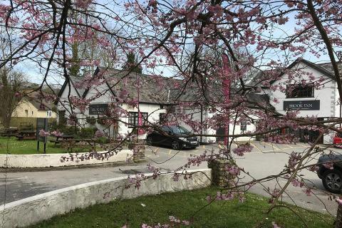 Brook Inn, Plympton St Maurice