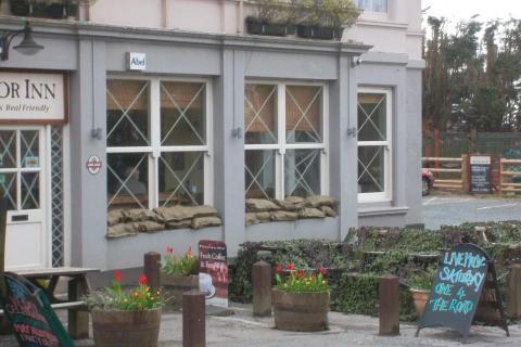 The Burrator Inn, Dousland