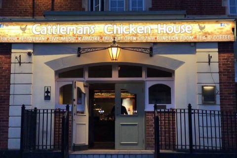 Cattlemans Chicken House, Paignton