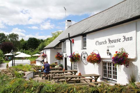 The Church House Inn, Rattery