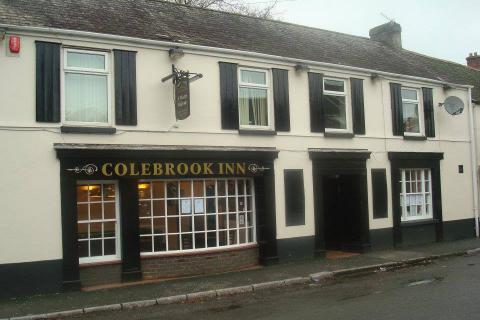 Colebrook Inn, Plympton
