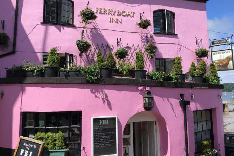 The Ferry Boat Inn, Dittisham, Dartmouth