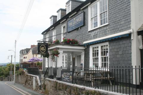 The George Inn, Plympton