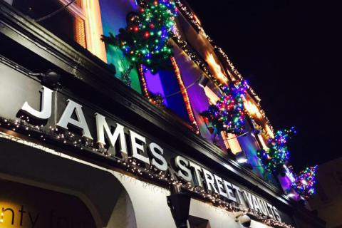 James Street Vaults, Plymouth