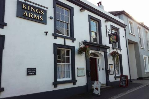 Kings Arms, Buckfastleigh
