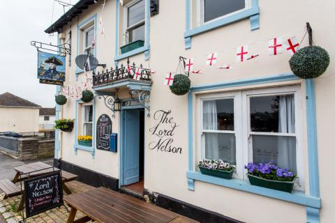 The Lord Nelson, Kingskerswell