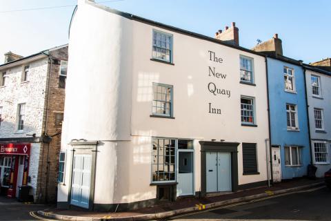 The New Quay Inn, Brixham