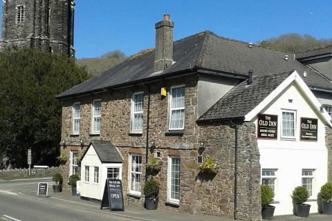 The Old Inn, Halwell, Totnes