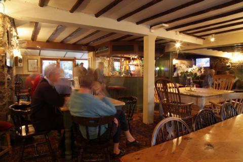 The Royal Oak, Malborough, Kingsbridge