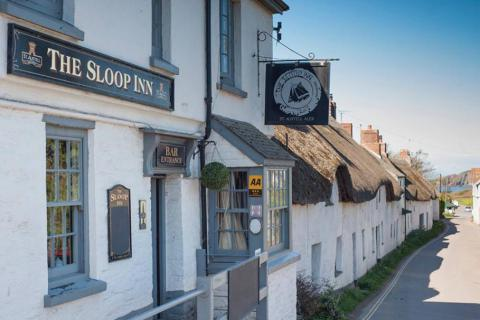 The Sloop Inn, Bantham