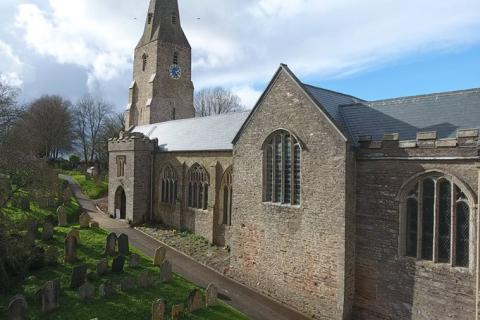 St George's Church, Modbury