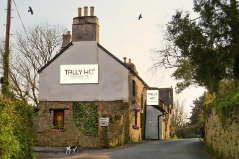 Tally Ho, Littlehempston, Totnes