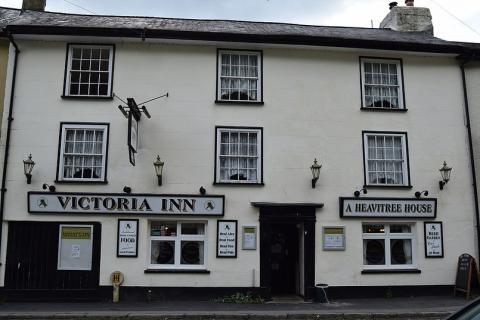 The Victoria Inn, Ashburton