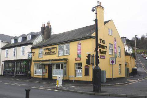 The White Hart, Newton Abbot