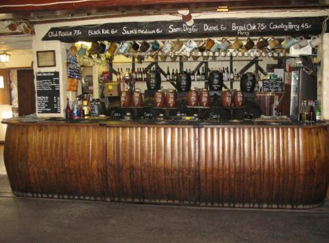 Ye Olde Cider Bar, Newton Abbot