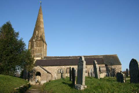 St Mary the Virgin