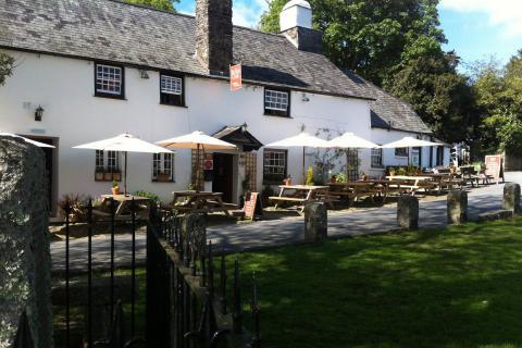 The Royal Oak Inn, Meavy