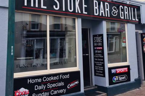 Stoke Bar & Grill