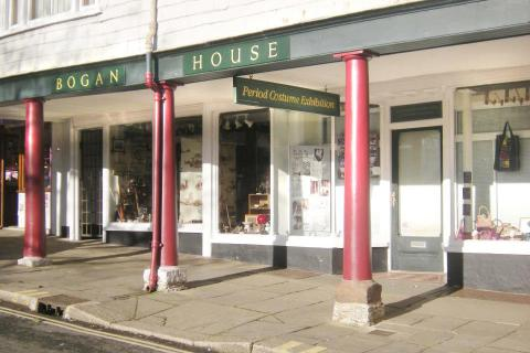 Totnes Fashion and Textiles Museum, Bogan House