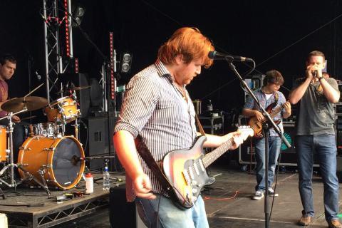 Russell Sinclair & The Smokin' Locos