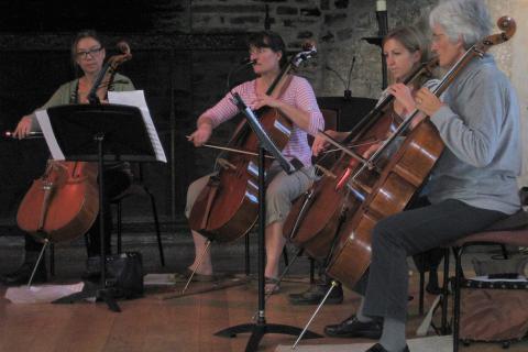 Devon Telemann Ensemble