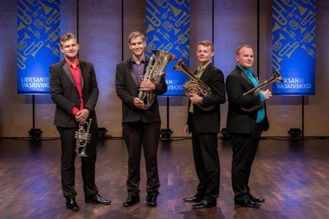 A4BQ Brass Quartet