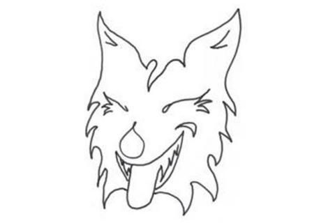 Giggling Wolf!