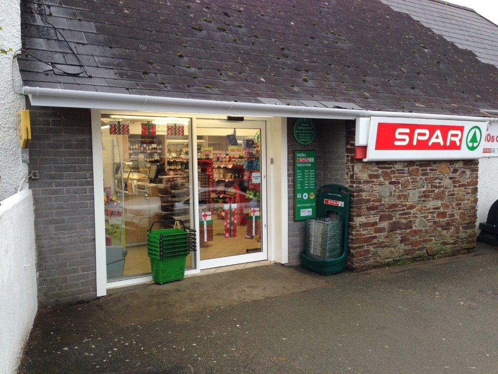 Gilletts Spar Salcombe, 30 Loring Road, TQ8 8BL