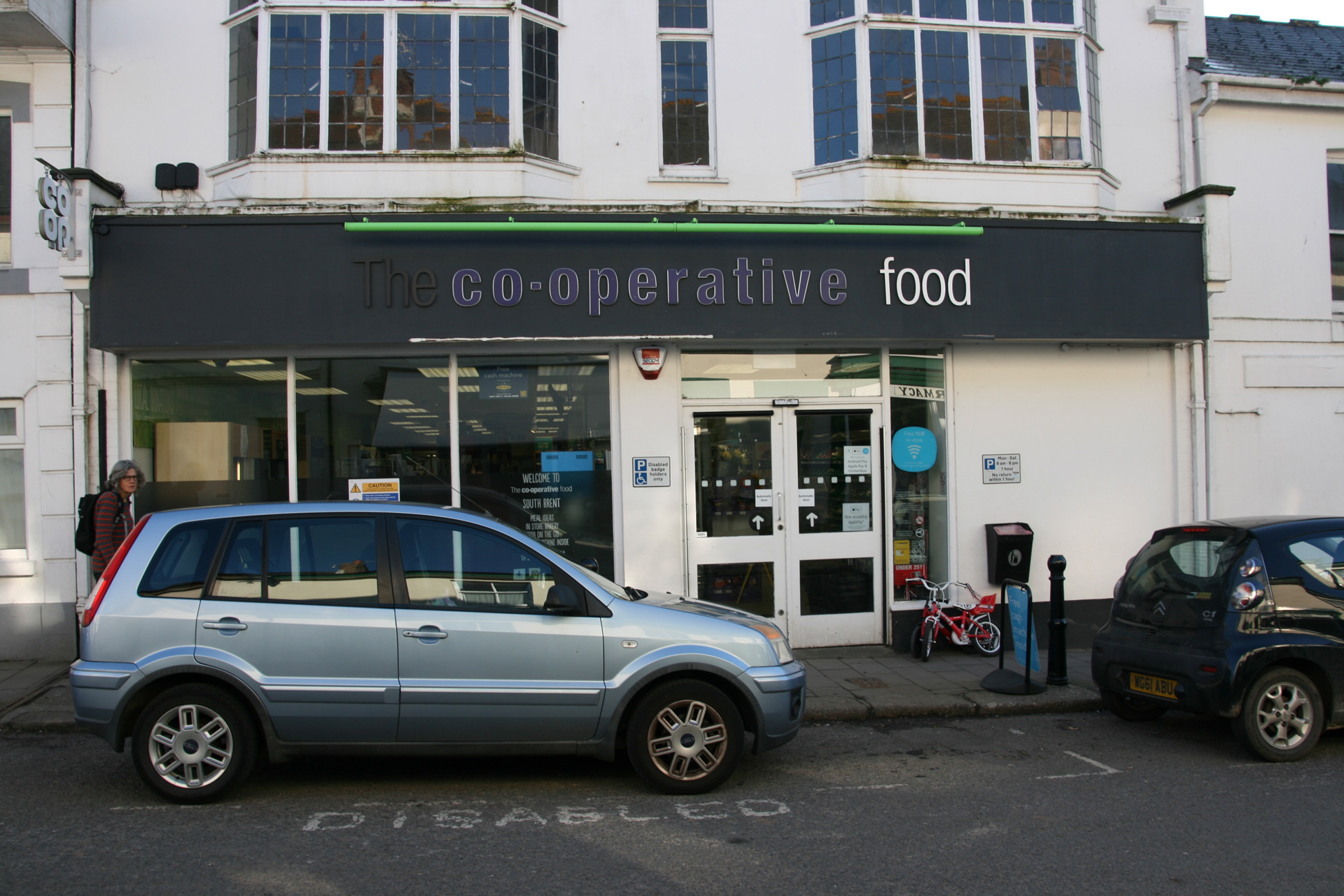 South Brent Co-op