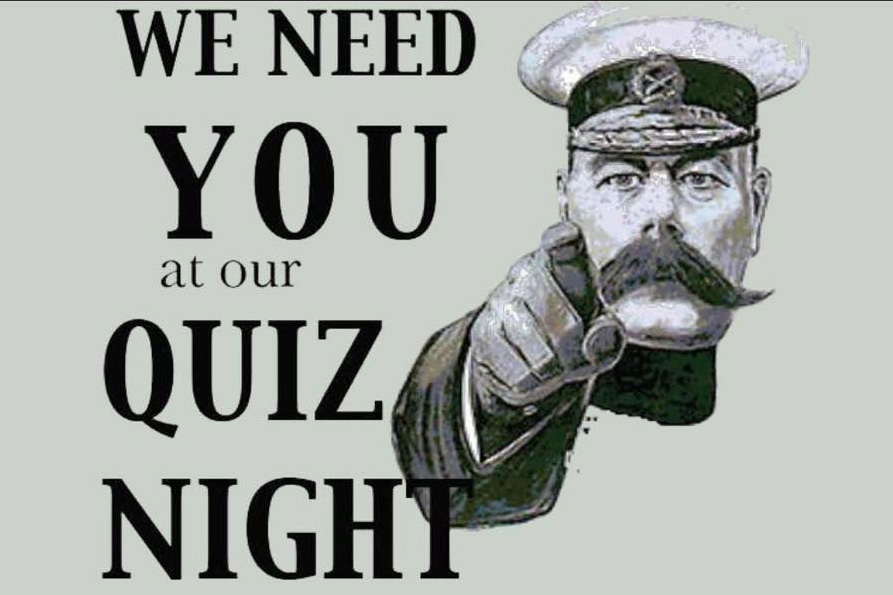 The Pickwick Inn Quiz Night