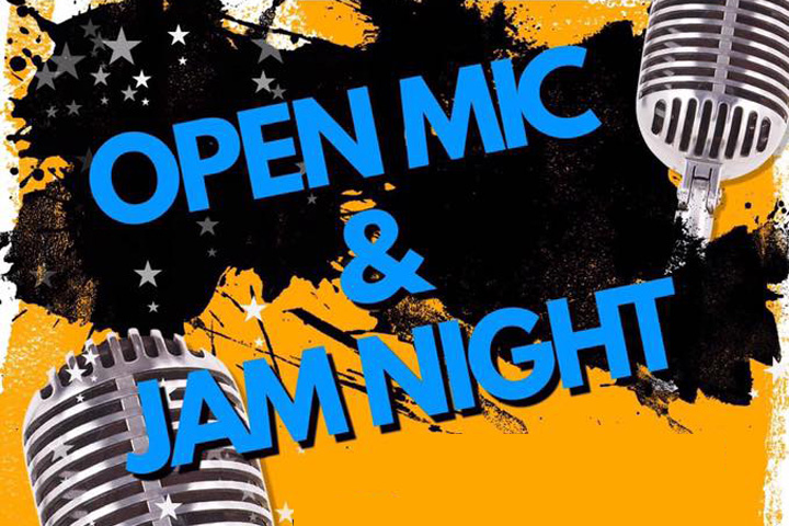 Seale Arms Open Mic
