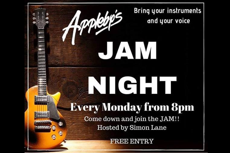 Appleby's Monday Night Jam