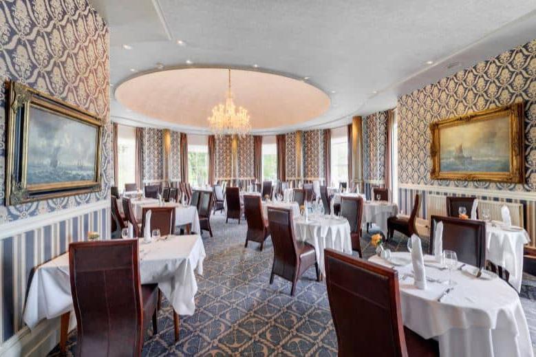 The Duke of Cornwall Hotel restaurant