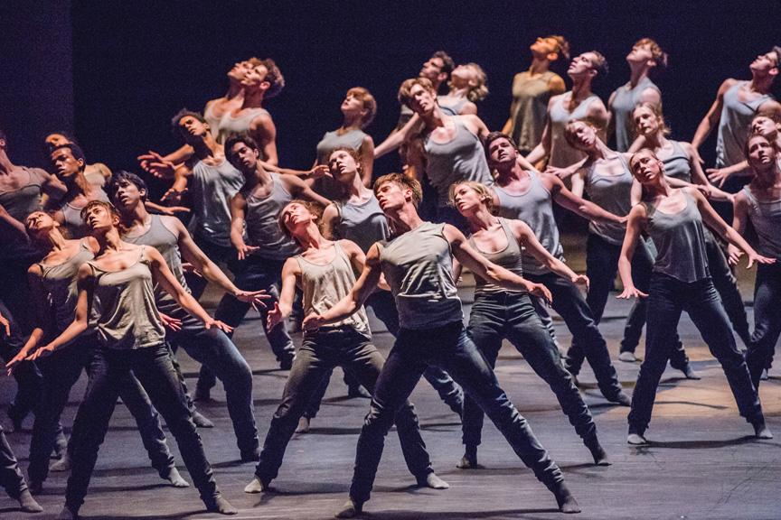 Royal Ballet: Flight Pattern