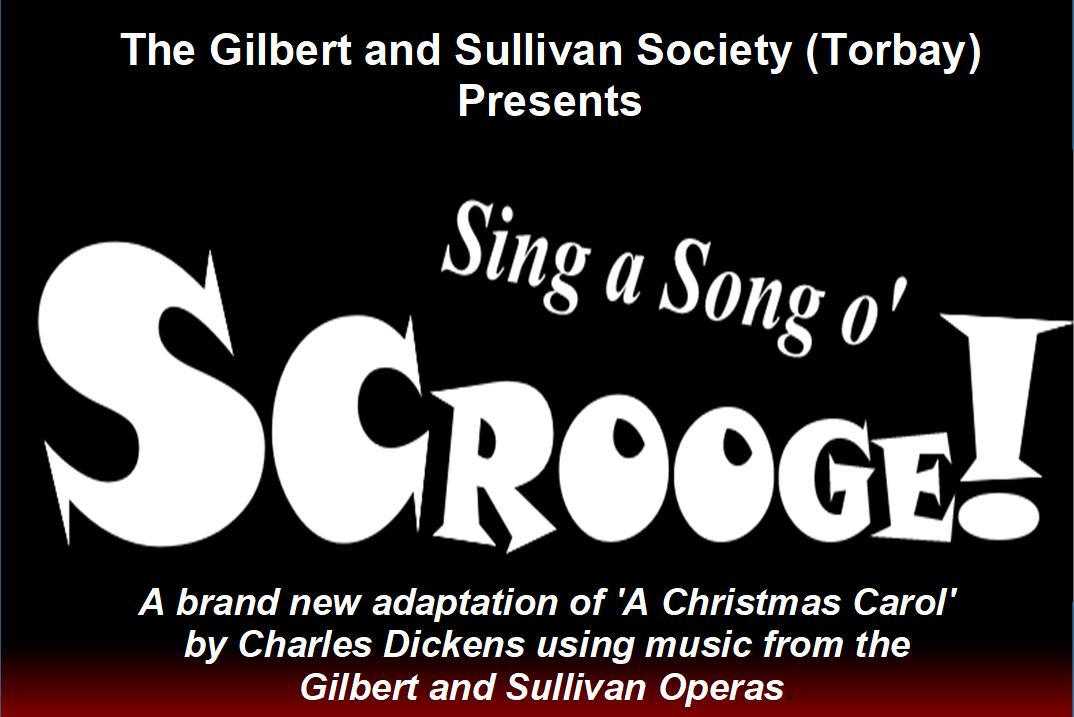 Sing a Song O'Scrooge