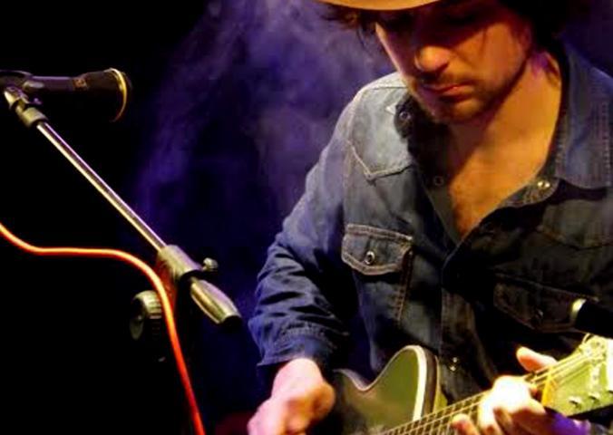 Benny Guitar Carr